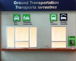 ground transportation halifax airport